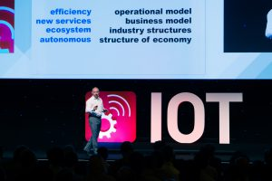 Ponencia IoT Solutions World Congress