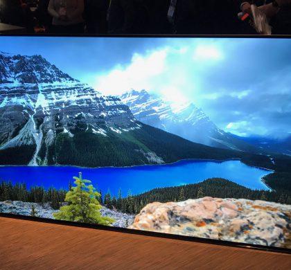 La primera Smart TV OLED con altavoces invisibles