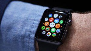 reloj tipo de persona que compra smartwatch