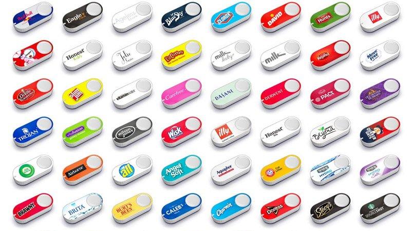 imagen botón dash de amazon