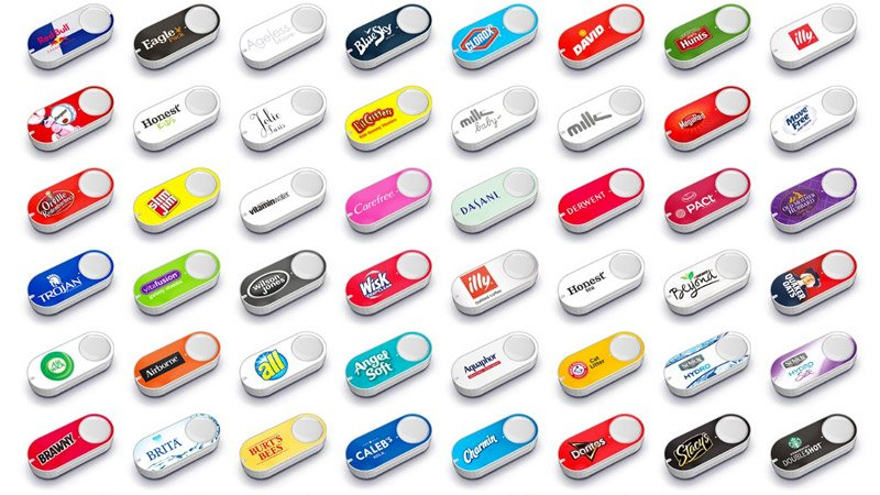 Un superhéroe llamado: botón Dash de Amazon