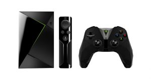 foto nvidia shield qué son los set-top box