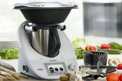ya puedes conectar la thermomix a internet
