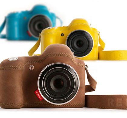 Con la cámara de fotos Relonch no edites tus fotos nunca más
