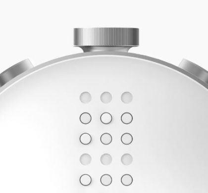 Dot, el smartwatch para invidentes con lectura en braille