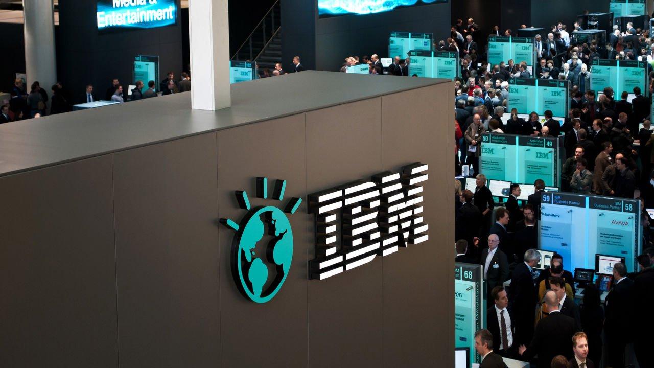 imagen portada IBM invierte en IA