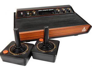 foto consola gameband de Atari