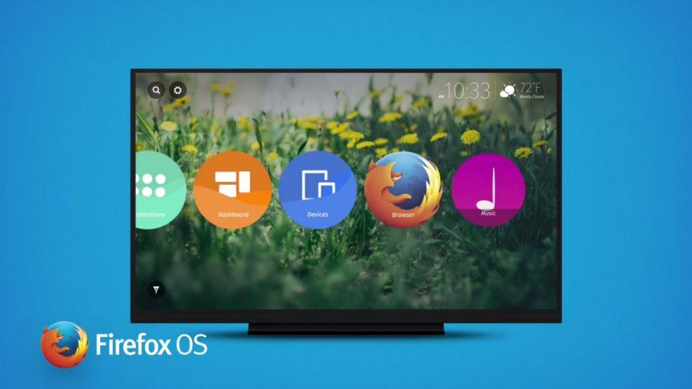 Sistemas operativos para la smart tv: Firefox OS