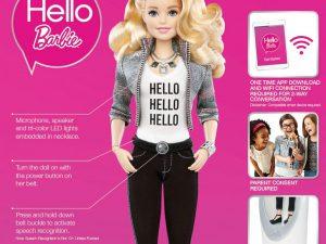 foto muñeca casa inteligente de la Barbie