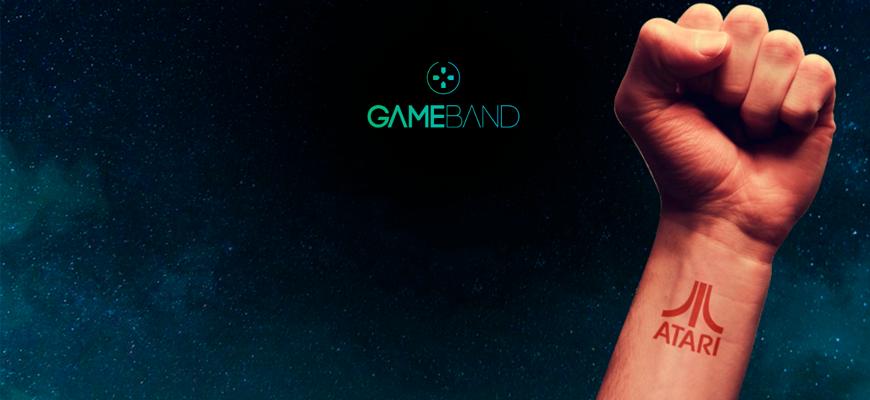 ¿Quieres la gameband de Atari?
