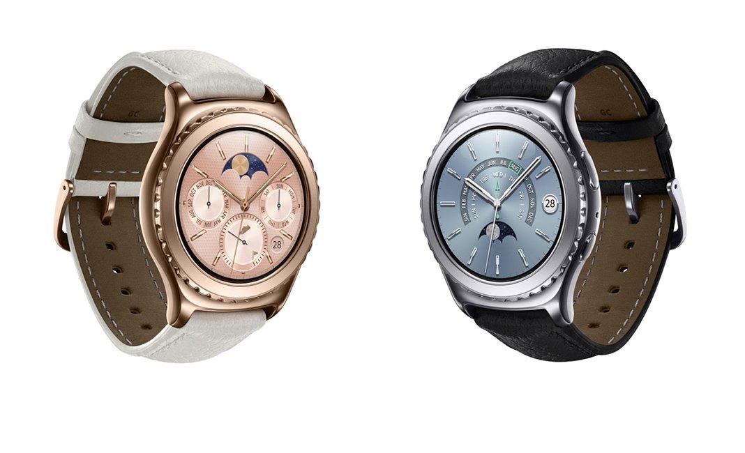 smartwatch de lujo Samsung