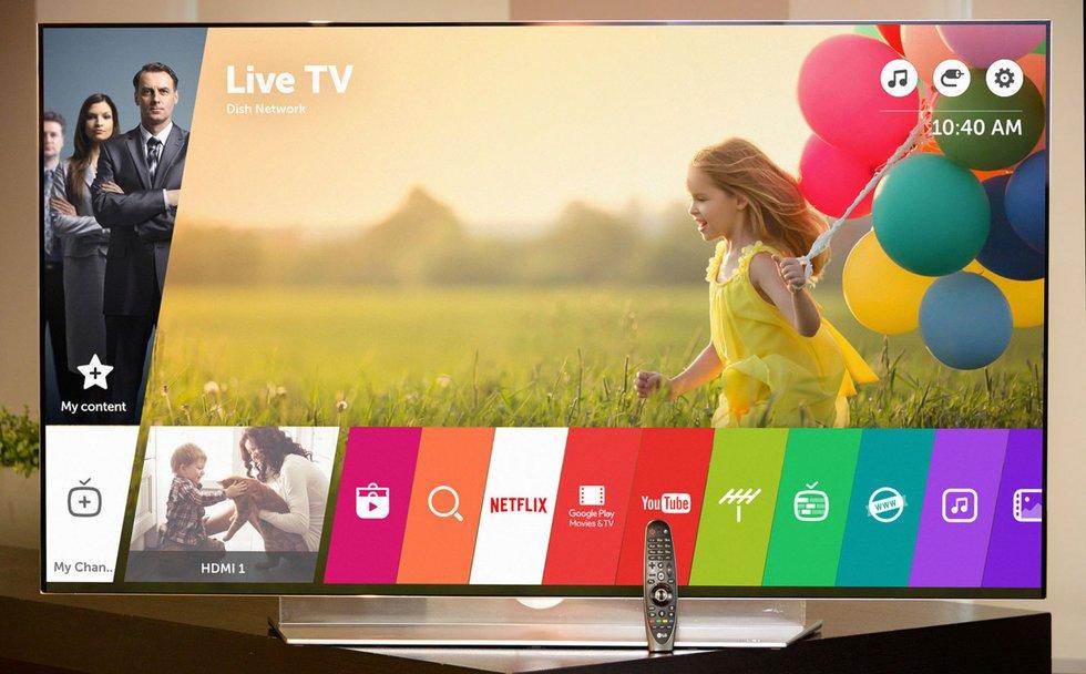 Sistemas operativos para la smart tv: WebOS