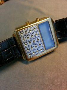 Calcron 5 smartwatch precursores foto
