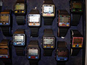 Foto Casio 5 smartwatch precursores