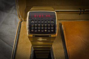 Foto Hewlett 5 smartwatch precursores
