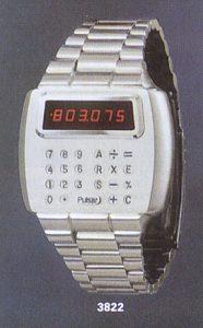 Pulsar 5 smartwatch precursores foto
