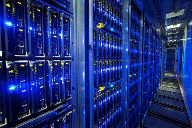 Varios servidores de Google