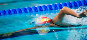 natación IoT en el deporte foto