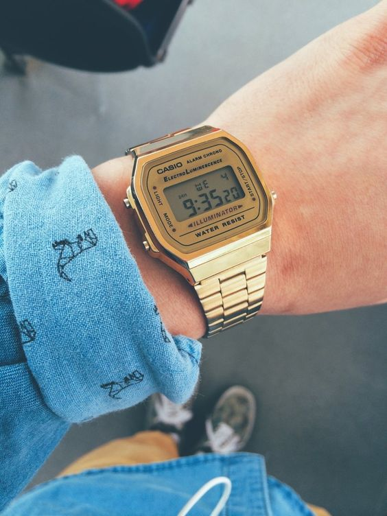 ¿Cómo eran los relojes inteligentes de antaño? Los 5 smartwatch precursores