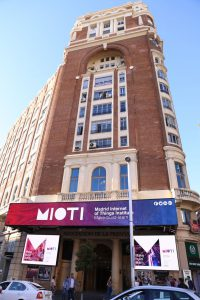edificio MIOTI escuela de IoT foto