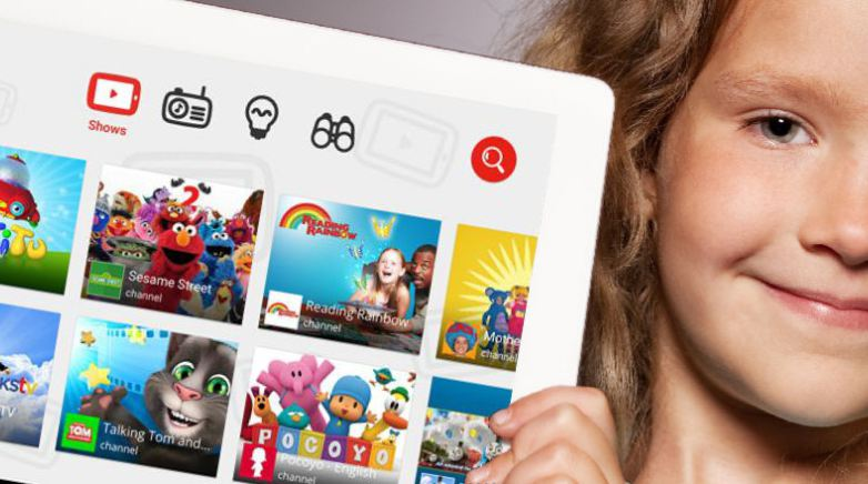 portada YouTube Kids foto