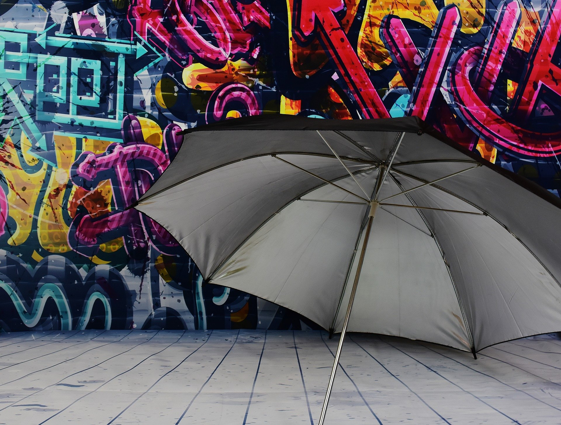 HAZ, el paraguas inteligente
