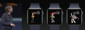 disney en tu watchOS foto
