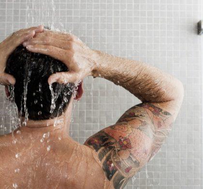 Disfruta el agua con la ducha inteligente Showerbeat