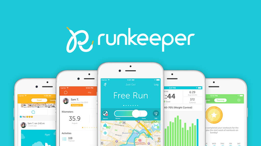 aplicaciones para smartwatch runkeeper