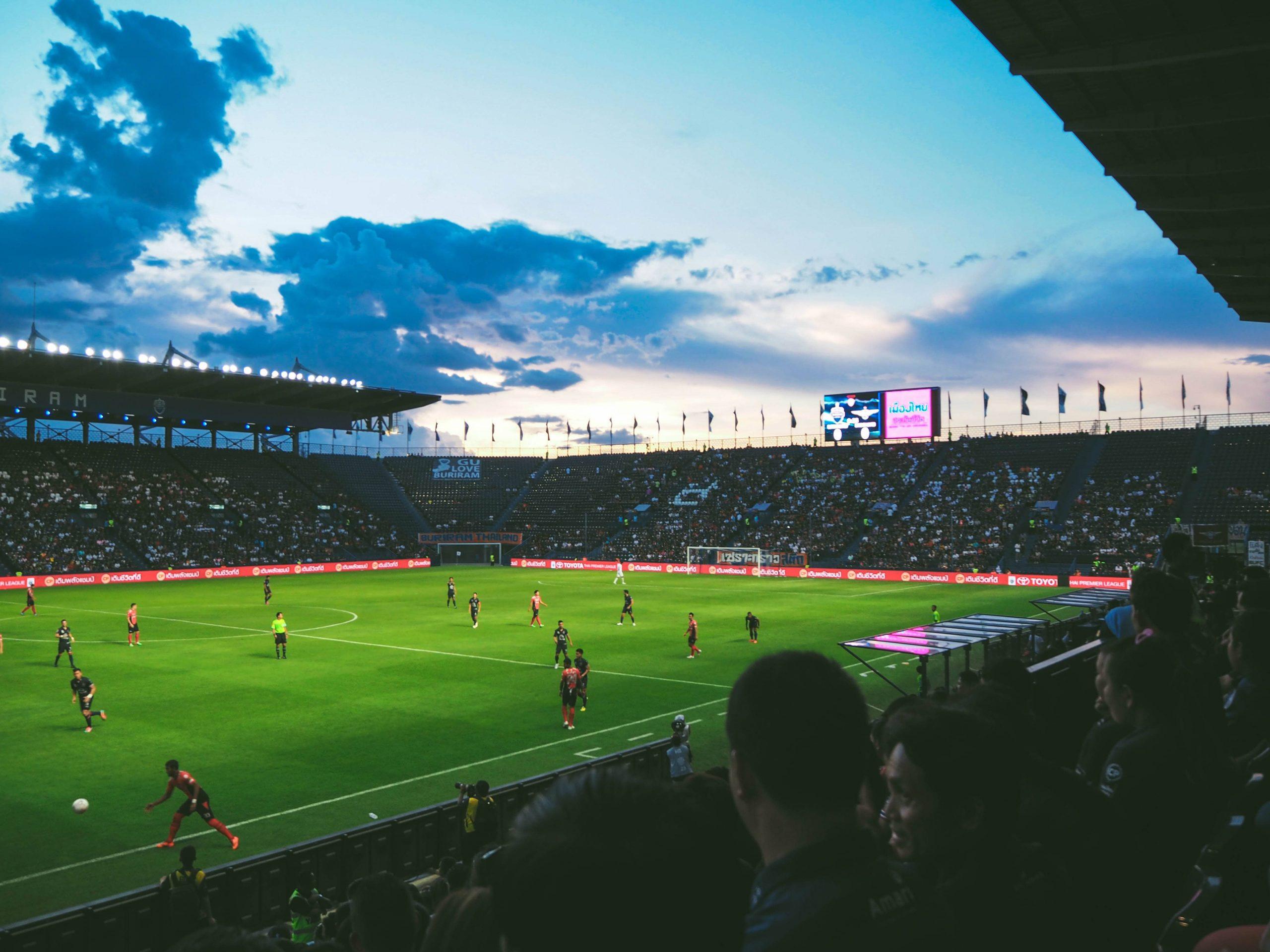 IOT en el fútbol