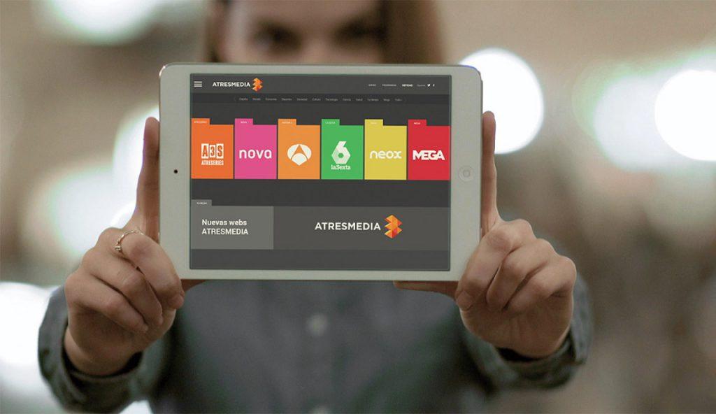 apps que han cambiado nuestra forma de ver televisión: Atresplayer