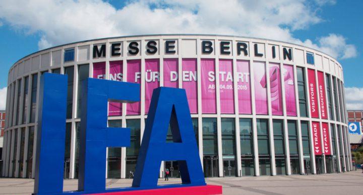 IFA Berlín 2017: lo último en tecnología a tu alcance