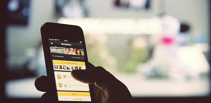apps que han cambiado nuestra forma de ver televisión: TV Show Time