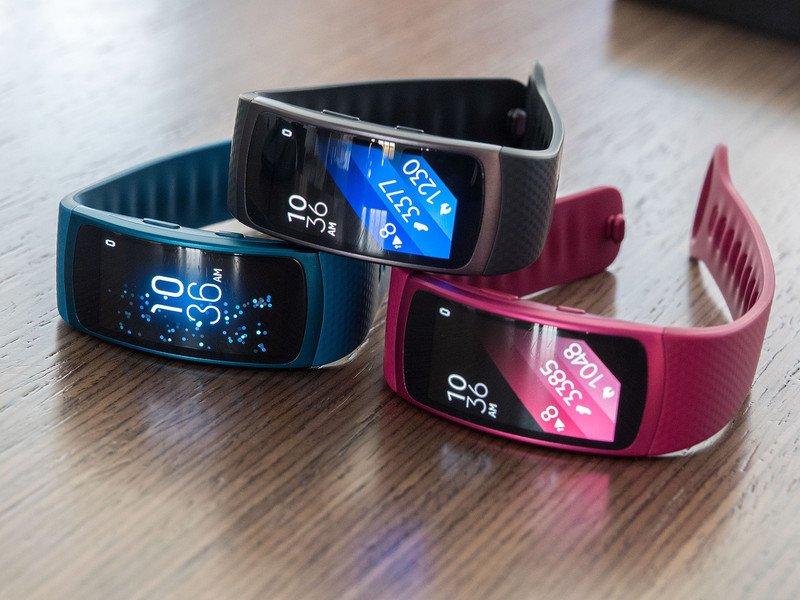 Samsung Gear Fit 2 Pro: Así son!