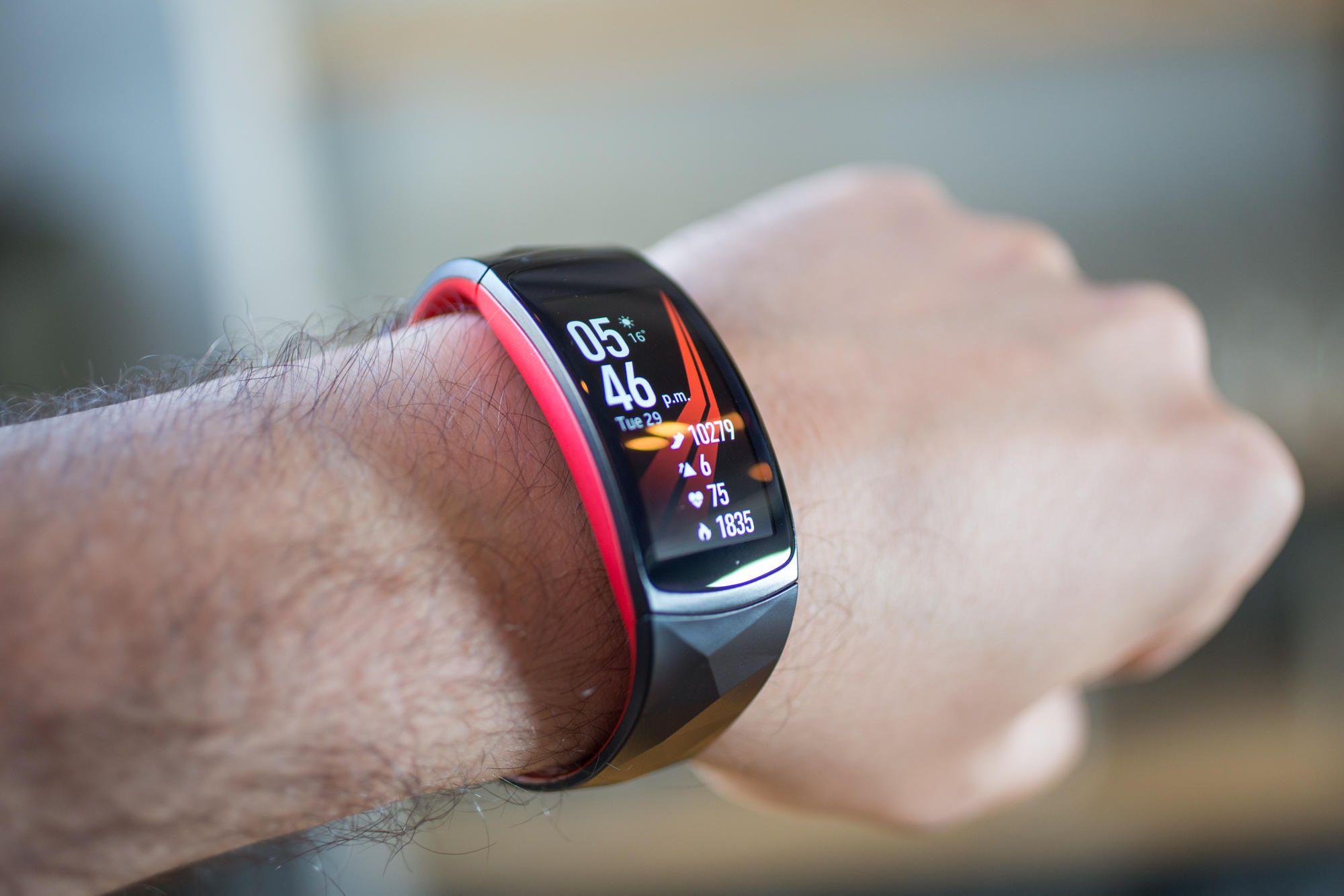 Samsung Gear Fit 2 Pro, el smartwatch que todo lo mide