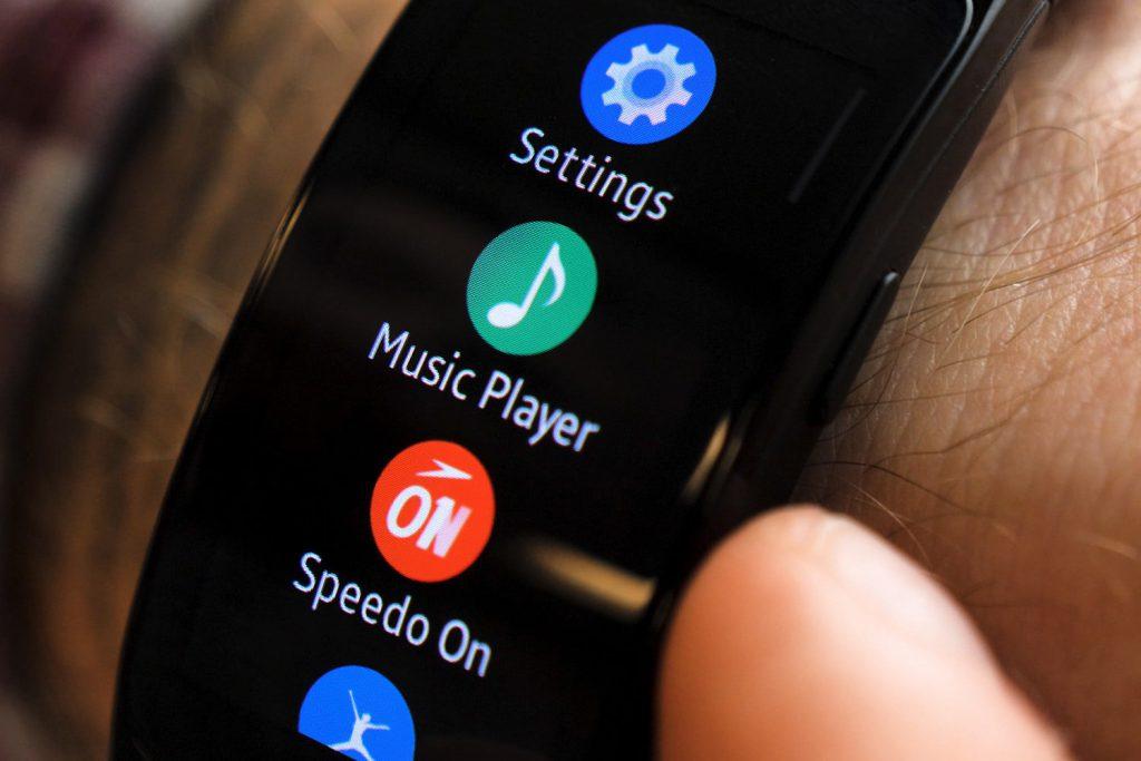 Samsung Gear Fit 2 Pro: Novedades