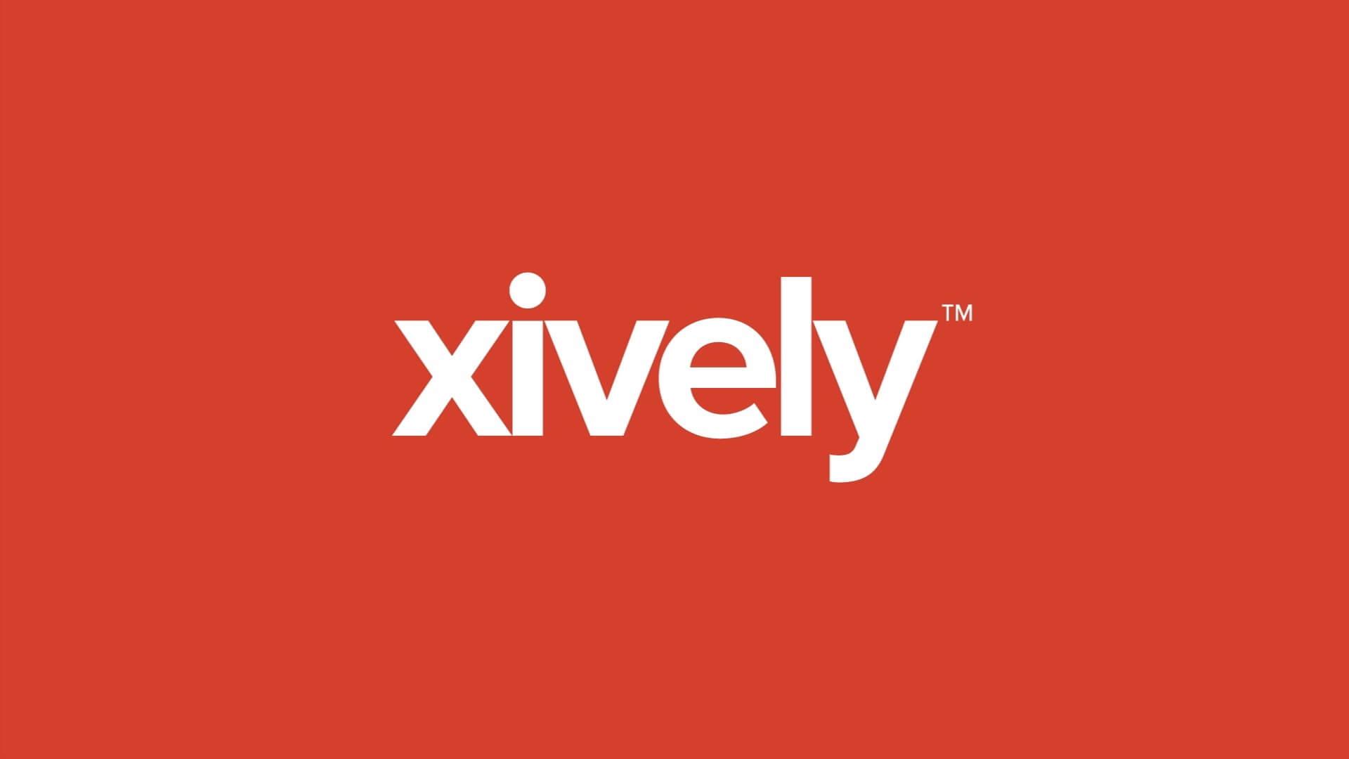 portada Xively imagen con el logo