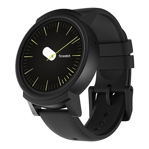 Ticwatch E Negro