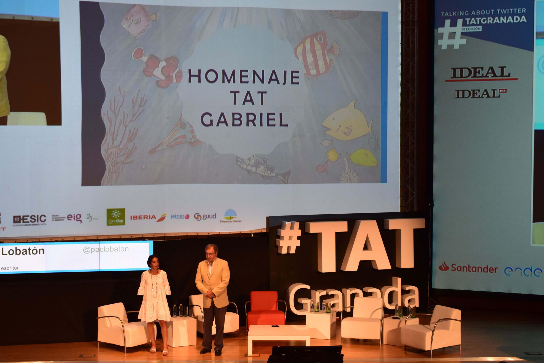 TAT Granada 2018 Patricia Ramirez