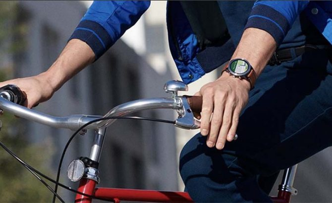 Smartwatch con Google Wear OS