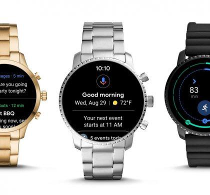El rediseño de Wear OS de Google hace a los smartwatches más inteligentes