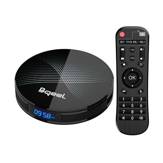 Bqeel EU TV BOX U1 Max